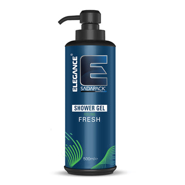 ELEGANCE- Shower Gel 500ml (16.9 oz) - Brem's Beard Company