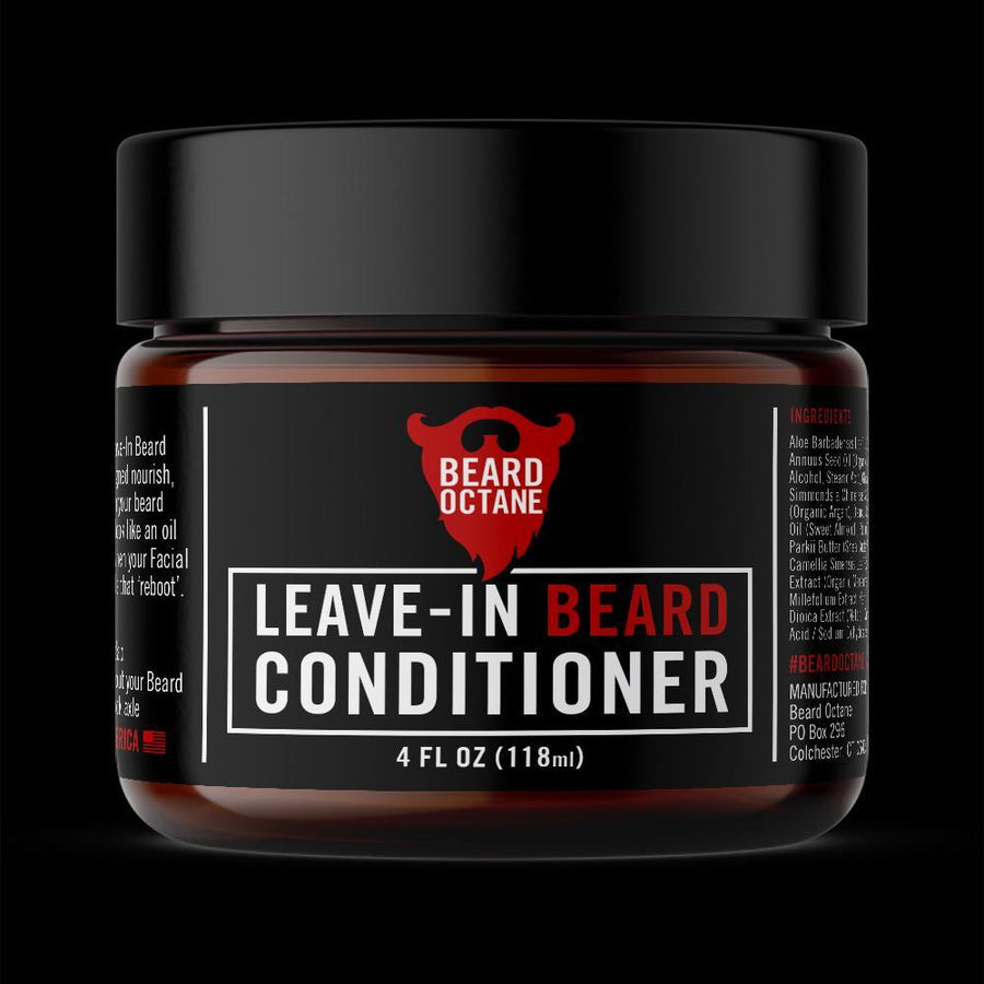 BEARD OCTANE - LEAVE-IN CONDITIONER - NEUTRAL SCENT (UNSCENTED)