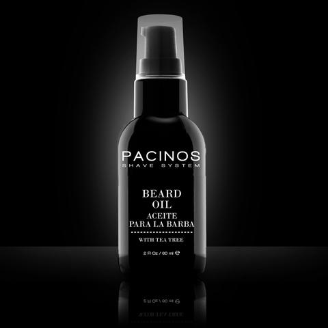 PACINOS- Beard Oil 2oz - Brem's Beard Company