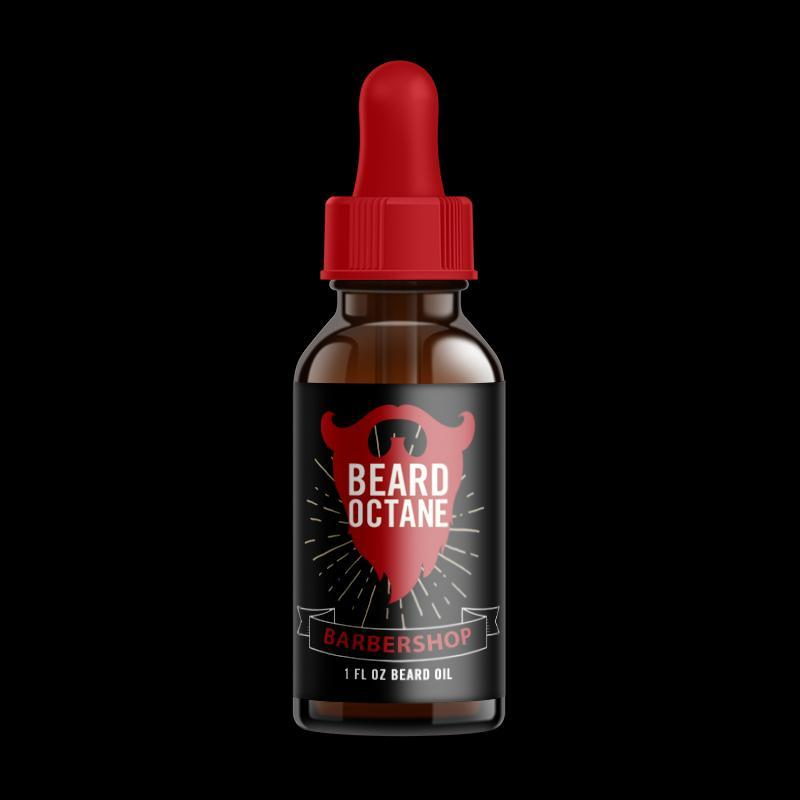 BEARD OCTANE - BEARD OIL - BARBERSHOP SCENT
