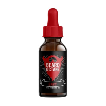 BEARD OCTANE - BEARD OIL - ENVY SCENT