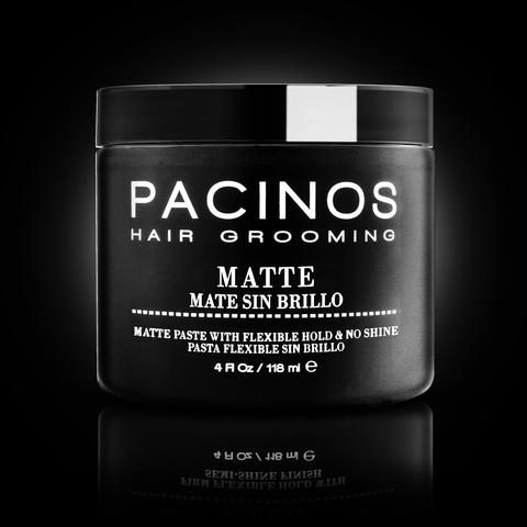 PACINOS- Matte 4oz Hair Paste - Brem's Beard Company