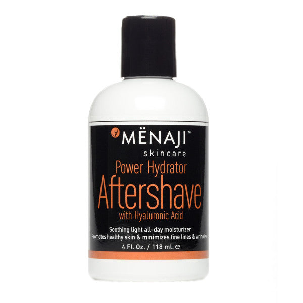 MËNAJI- Power Hydrator Aftershave - Brem's Beard Company