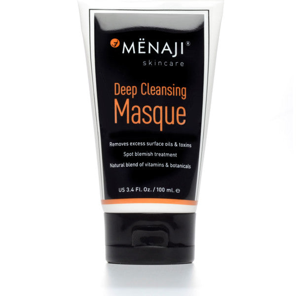 MËNAJI- Deep Cleansing Masque - Brem's Beard Company