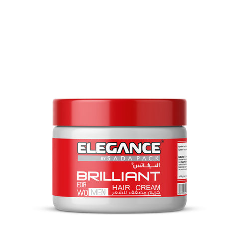 ELEGANCE- Brilliant Hair Cream 250ml (8.4oz) - Brem's Beard Company