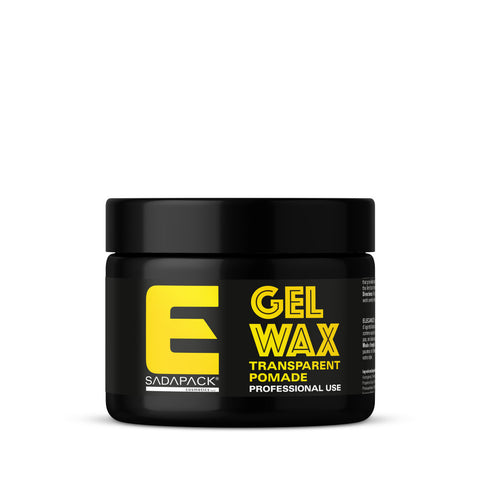 ELEGANCE- Gel Wax (Transparent Pomade) 250ml (8.4oz) - Brem's Beard Company