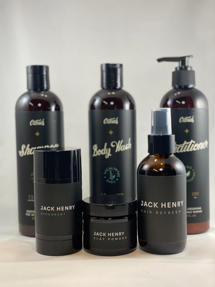 JACK HENRY x ODOUDS - CLEAN LIVING BUNDLE