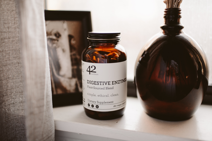 Supplement Spotlight: Digestive Enzymes