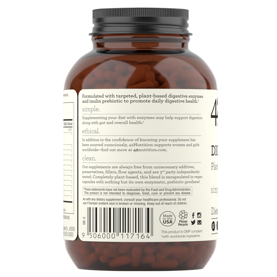 Digestive Enzymes (Wholesale2)