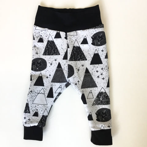 Pants-Black and White Mountains