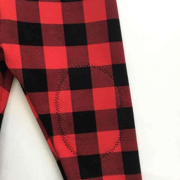 Crawlers-Buffalo Plaid