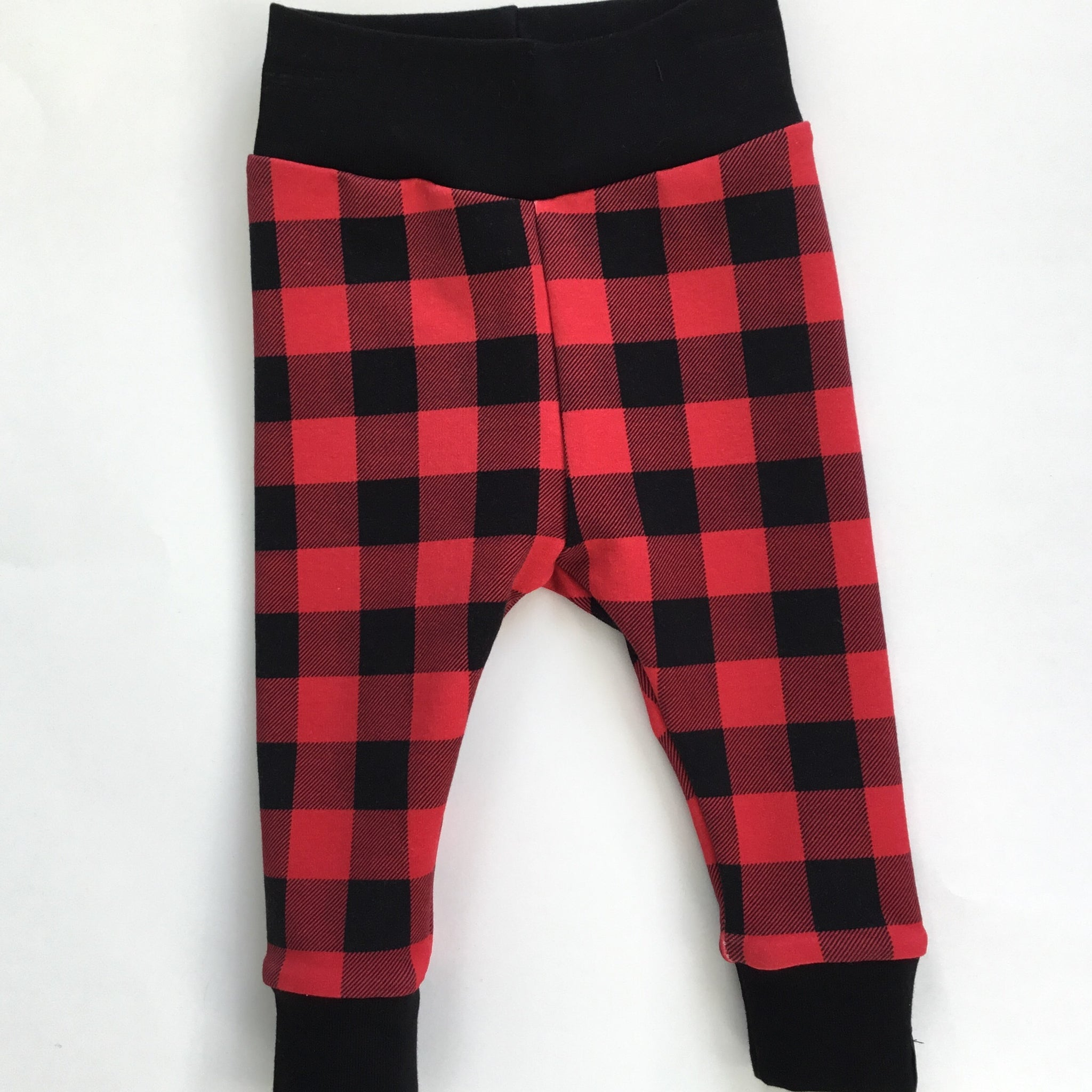 Pants-Buffalo Plaid