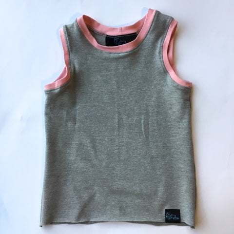 Sunday Tank-Grey