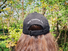 Girl Power Cap in Black