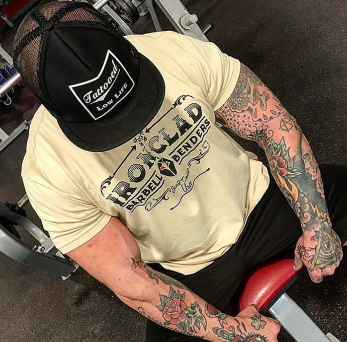 Ironclad Barbell Benders