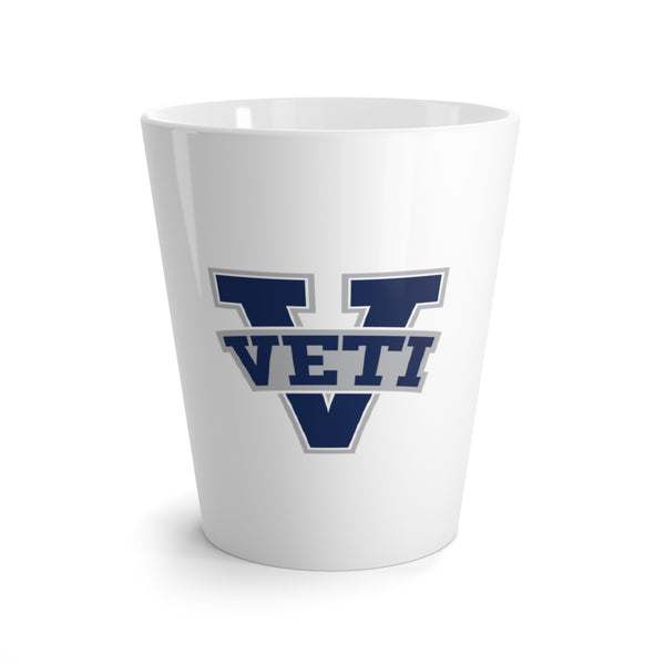 VETI 12 oz Latte mug