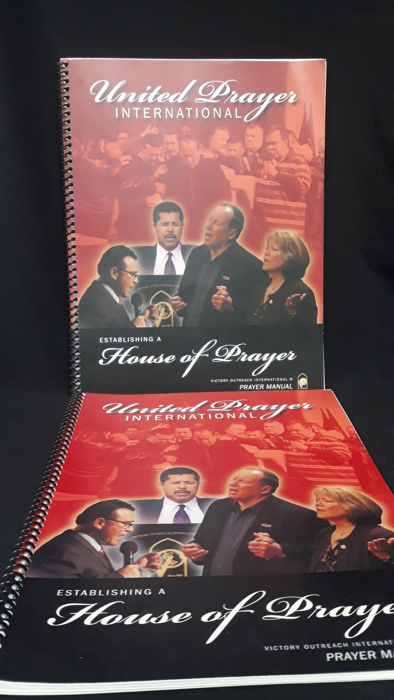 Prayer Manual