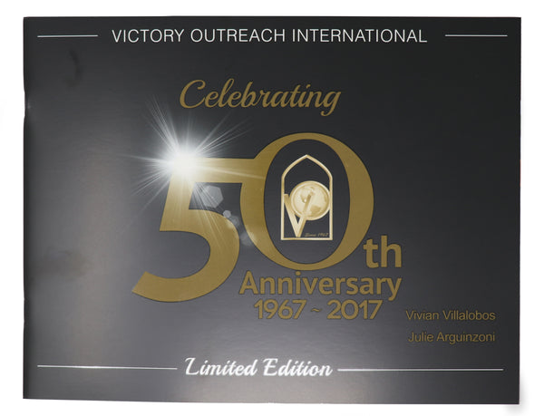 Victory Outreach History Book