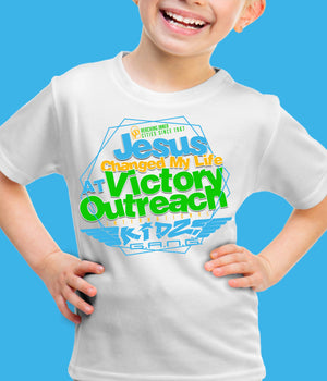 Kidz G.A.N.G. TYC Shirt (Toddler Sizes)