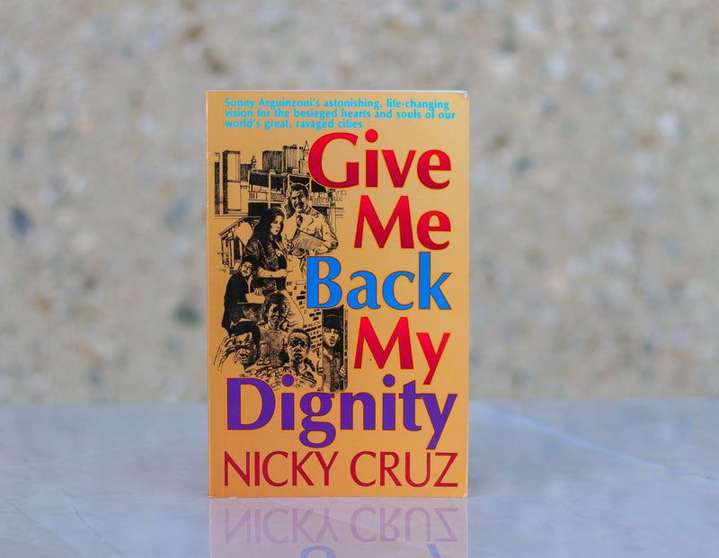 Give Me Back My Dignity book