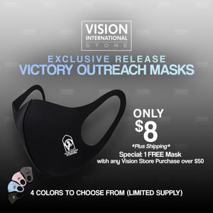 Victory Outreach Masks
