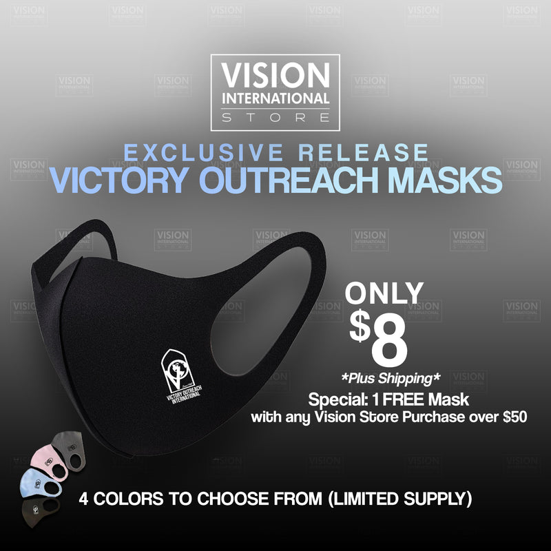 Victory Outreach Mask