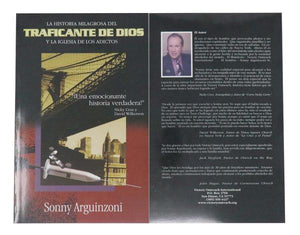 Case Of Sonny Spanish Books (Traficante De Dios)