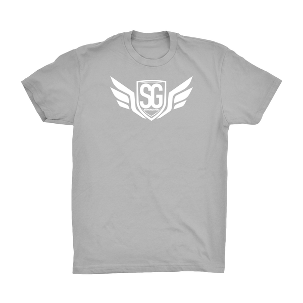 Super Giver Grey Tee (Youth)