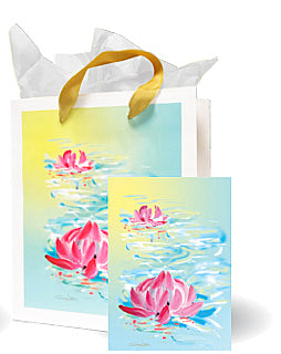 Water Lily 2 - MB-1007A