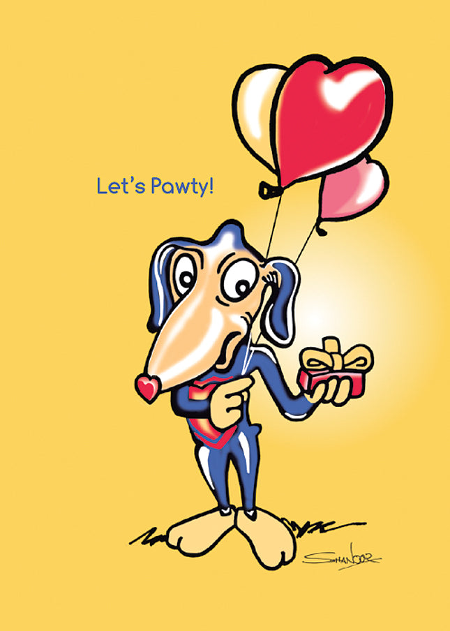 Let's Pawty!HB-1079