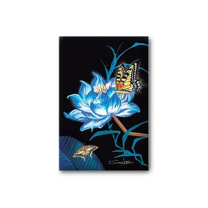 Blue Blooms MG-BL-1054