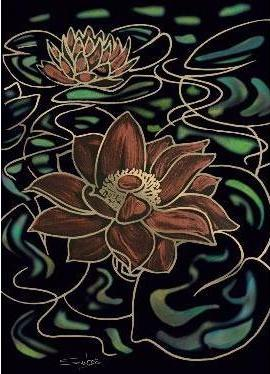 Water Lily-1003