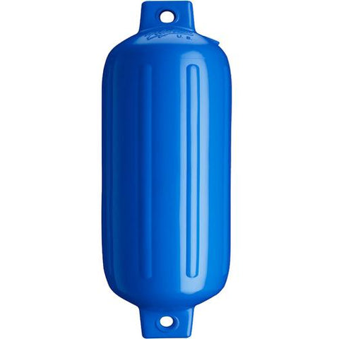 Polyform G-6 Twin Eye Fender 11 x 30 - Blue