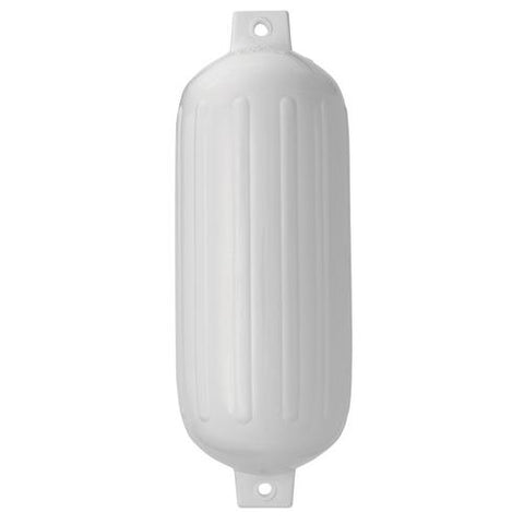 Polyform G-6 Twin Eye Fender 11 x 30 - White