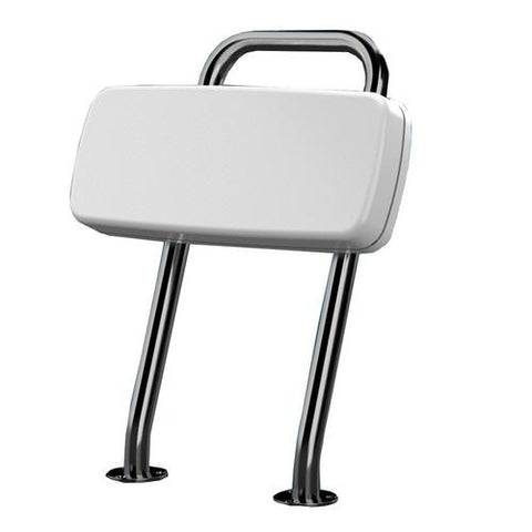 "Scanpod Slim Helm Pod - Up to 12"" Display - White"