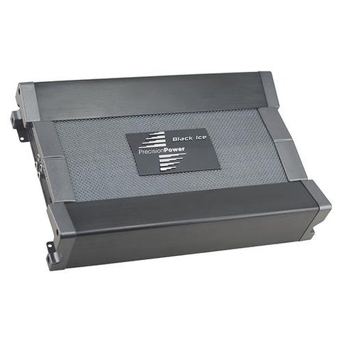 Precision Power Black Ice 4CH Amplifier 1000W Max