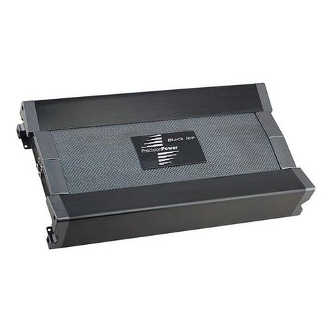 Precision Power Black Ice 4CH Amplifier 1600W Max