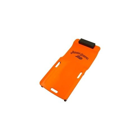 Low Profile Plastic Creeper (Neon Orange)