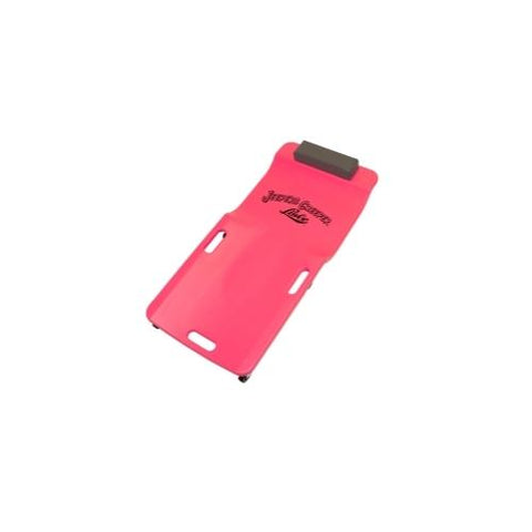 Low Profile Plastic Creeper (Pink)