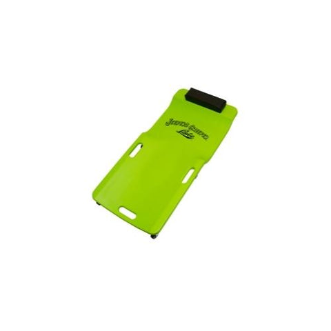 Low Profile Plastic Creeper (Neon Green)