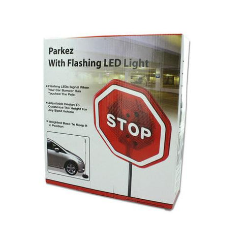 Flashing LED Light Parking Safety Sensor ( Case of 4 )