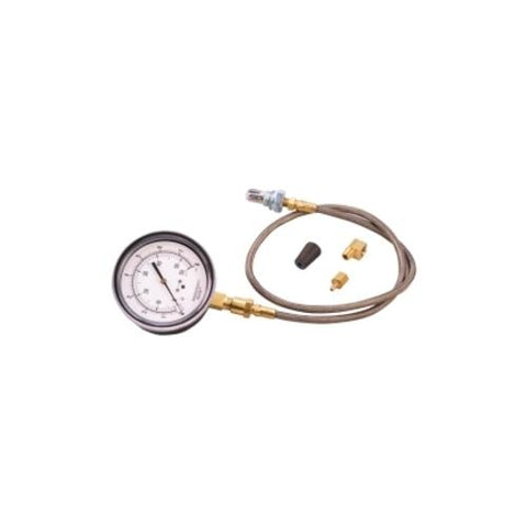 EXHAUST BACK PRESSURE GAUGE