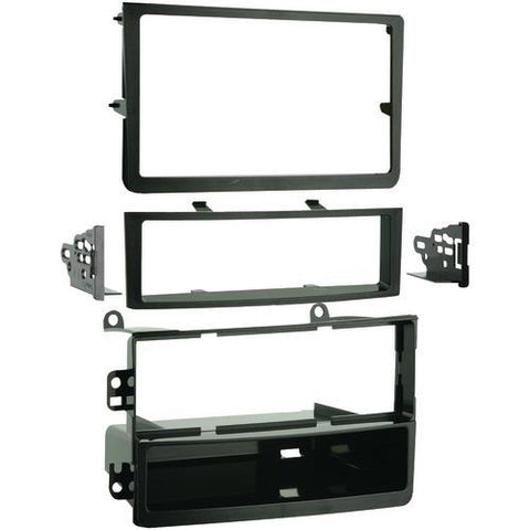 Metra 2006-2008 Nissan 350z Single Or Double-din Installation Kit (pack of 1 Ea)
