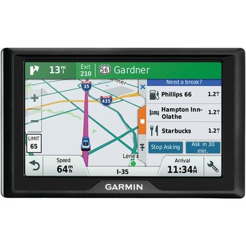 "Garmin Drive 50 5"" Gps Navigator (50lm, With Free Lifetime Map Updates For The Us) (pack of 1 Ea)"