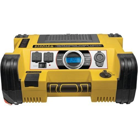 Stanley Fatmax Professional Digital Power Station With Air Compressor (pack of 1 Ea)