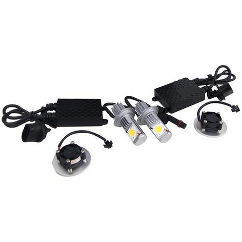 Street Vision 880 5000K TRUE LED Headlight Kit *PAIR*