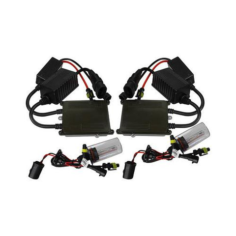 Street Vision 9007 HID Canbus-3 SLIM Ballast 5K Pure White HID KIT