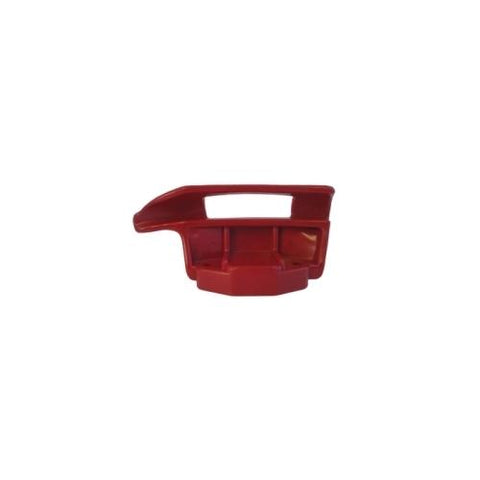 Red Plastic Mount/Demount Head For Hunter Tire Ch