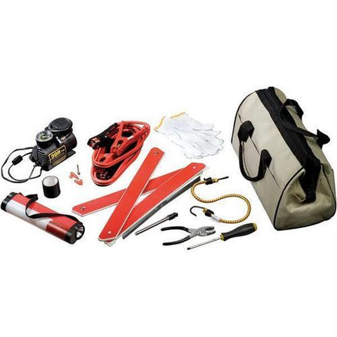UPG(TM) 86039 Emergency Road Kit with Air Compressor