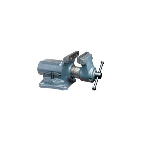 "WILTON SBV-100, Super Junior 4"" Vise w/Swivel Base"